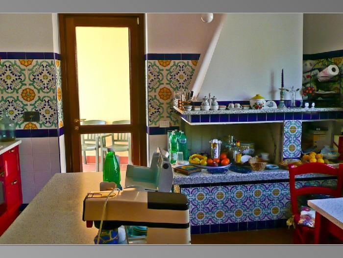 Ceramiche Di Vietri Cucina – Idea d\'immagine di decorazione