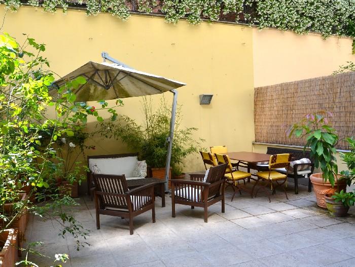 Thrinakie group parioli largo messico appartamento con for Affitto studio medico roma parioli